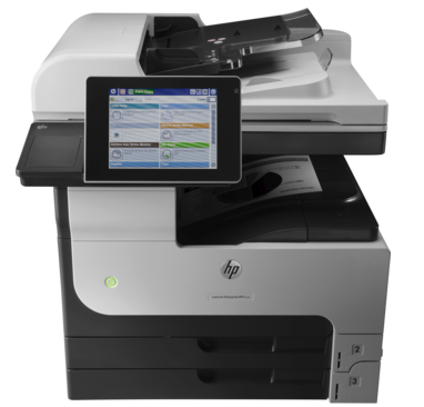 МФУ серии HP LaserJet Enterprise М725