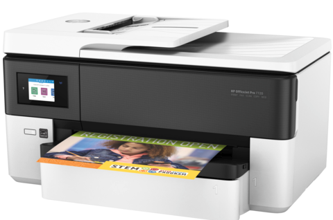 МФУ формата А3 HP Officejet 7720/7740