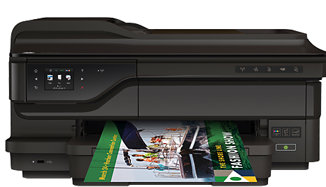 МФУ формата А3 HP Officejet 7610/7612