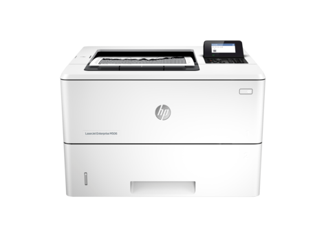Серия HP LaserJet Enterprise M506