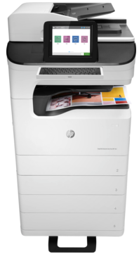 МФУ серии HP LaserJet Enterprise M785