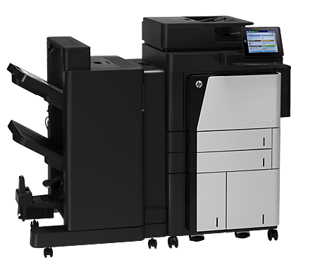 МФУ HP LaserJet Enterprise Flow М830z