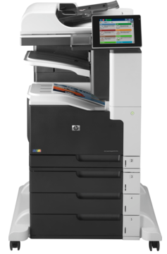 МФУ серии HP LaserJet Enterprise 700 M775
